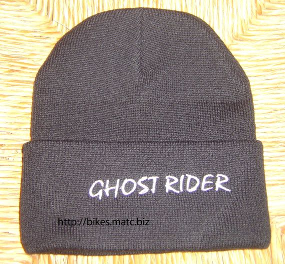 Ghost Rider 5 Bonnet