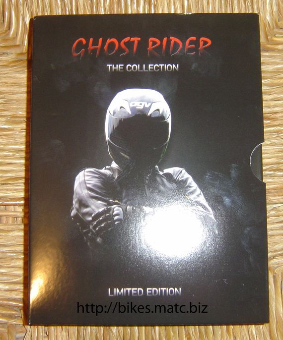 Ghost Rider 5 The Collection Limited Edition