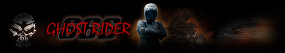 Ghost Rider 666 Home Page Banner