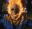 Photo de GhostRider dans le film de Nicolas Cage