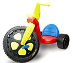 Tricycle fabriqué pour la course Big Whell Race