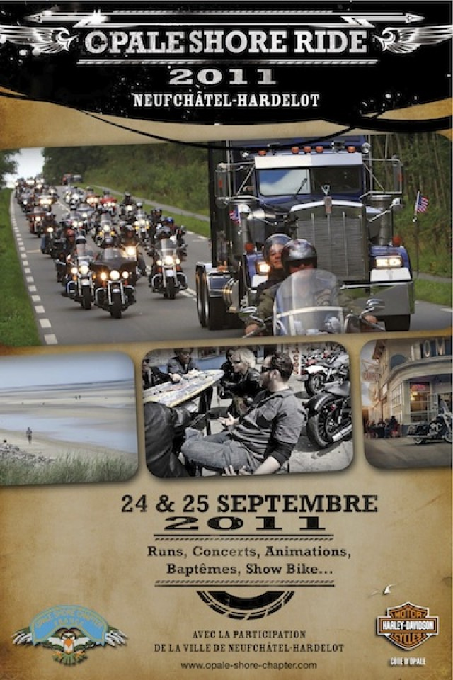 Flyer Opale Shore Ride 2011