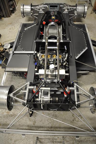 bery racing es7r la monoplace au moteur de gsxr 1000 motard geek. Black Bedroom Furniture Sets. Home Design Ideas