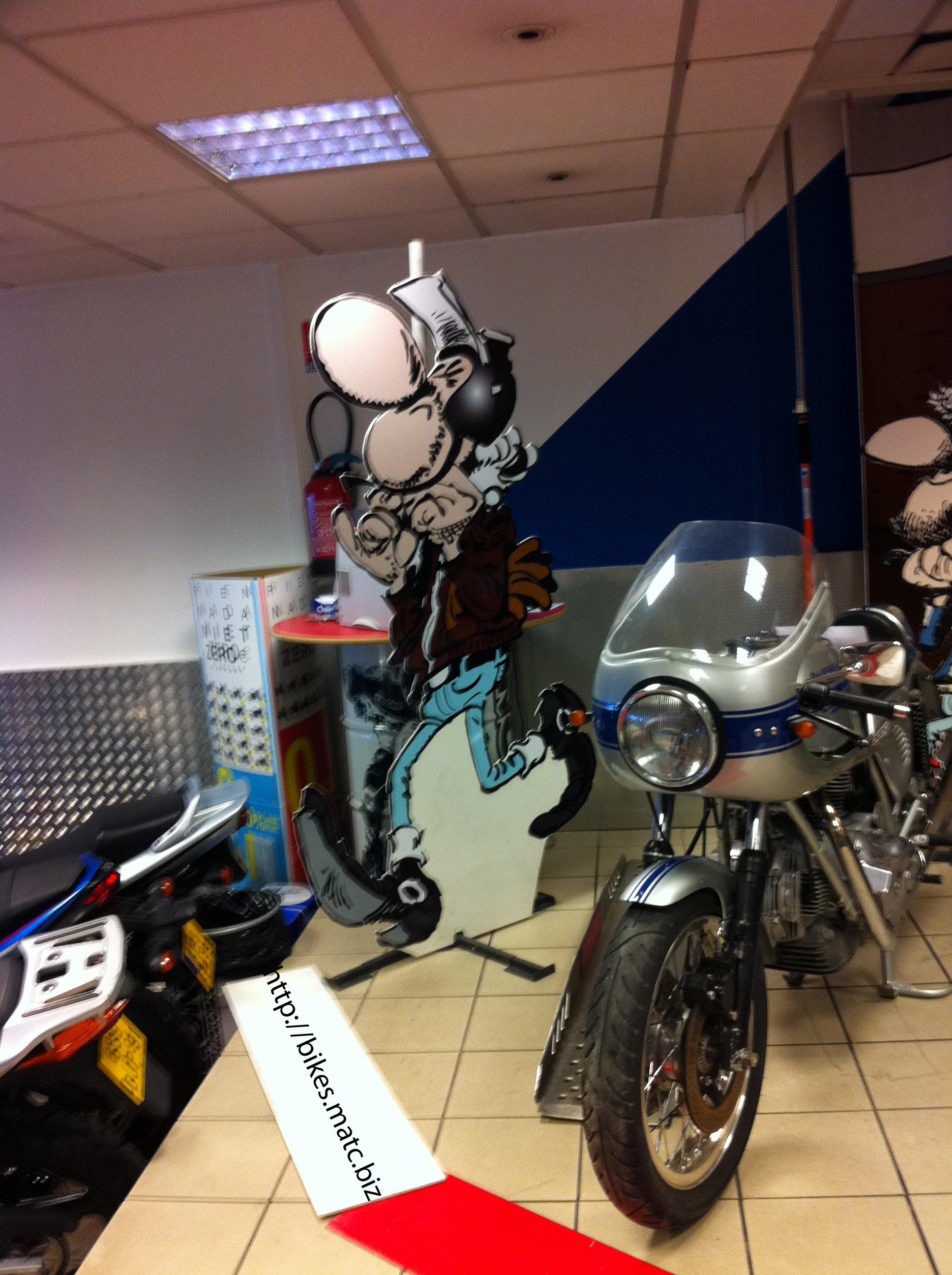 rencontre motard gratuit Saint-Quentin