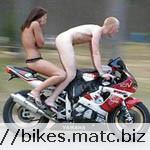couple motard amateur