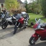Honda DCT Motos relais Chateau