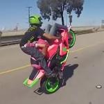 sexe 69 moto
