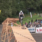 Policier Paris VTT MTB Freeride Downhill Montmartre accident