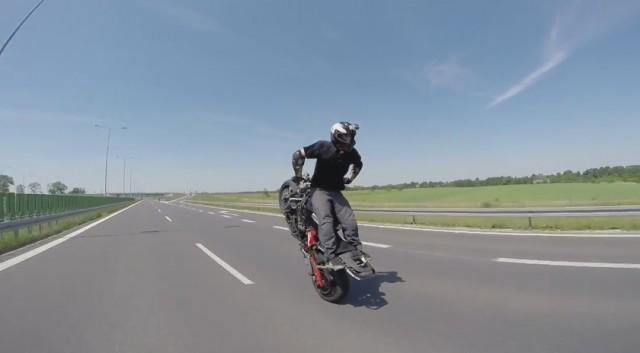 switchback wheeling autoroute