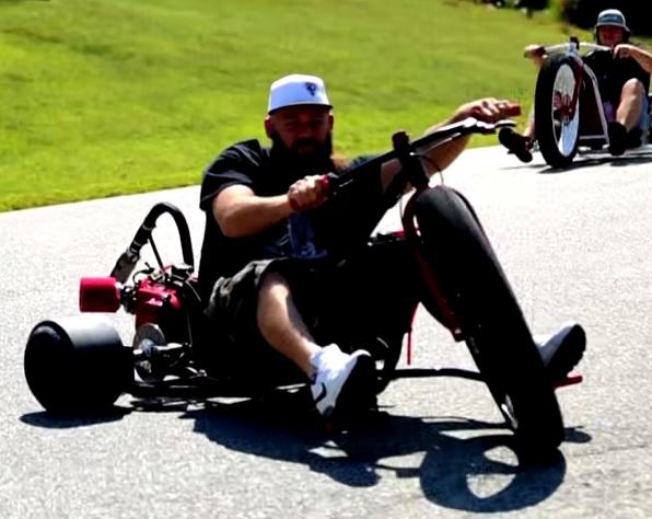 Trike à moteur