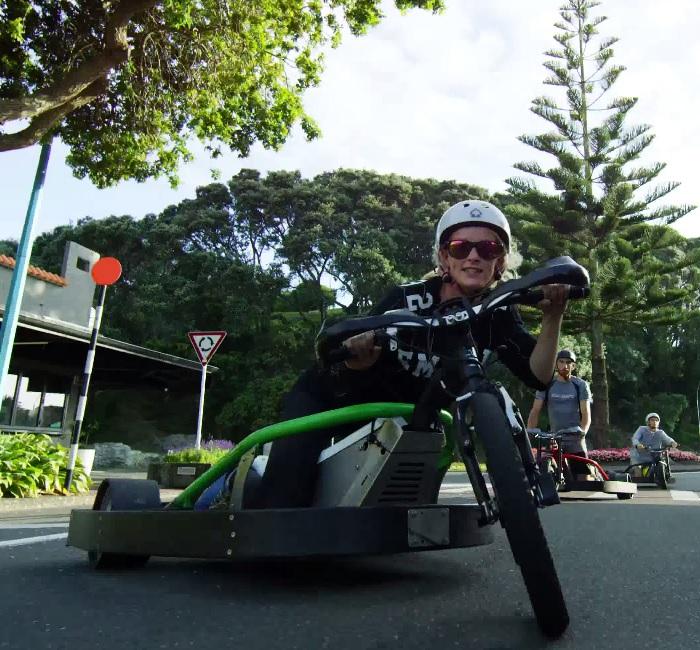 Drift Trike Moteur