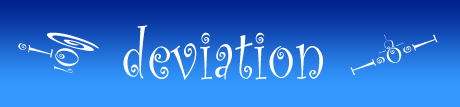 Deviation TX
