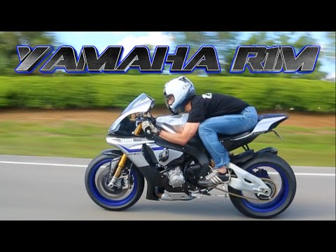 Yamaha R1M vs 1000+HP Supra
