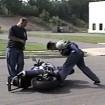 baston moto