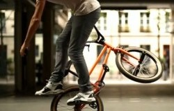 Alain Massabova Freeride BMX Paris