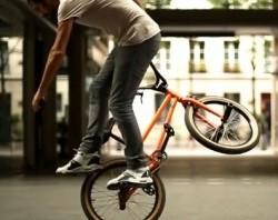 Alain Massabova Freeride BMX Paris
