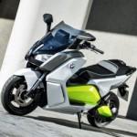 bmw c evolution scooter electrique