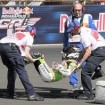 hector barbera indianapolis crash