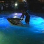 jetski backflip pool