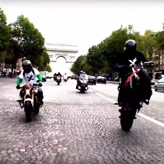 freeride moto paris