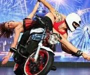 rolph leslie incroyable talent 2012