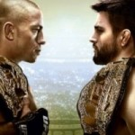 UFC 154 main fight