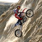 hill climbing motocross