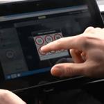 radar embarqué tablette numérique