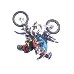 moto backflip trio