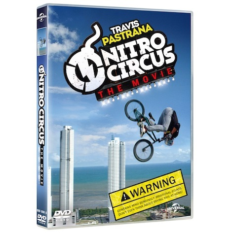nitro circus movie 3d bluray cover