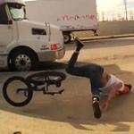 violent crash bmx