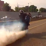 wheeling casse moteur