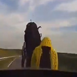 accident moto pile voiture
