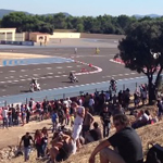 accident supermotard castellet