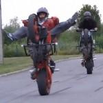 Calaisfornia stunt