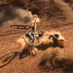 Best of crash Red Bull Rampage 2012