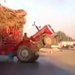 tracteur wheeling