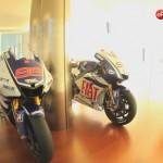 Maison de Jorge Lorenzo moto