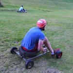 karting sur herbe