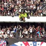 nitro circus backflip moto 4 personnes
