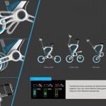 Vélo MORI détails