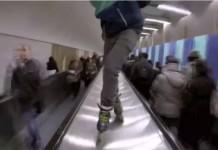 freeride roller métro paris