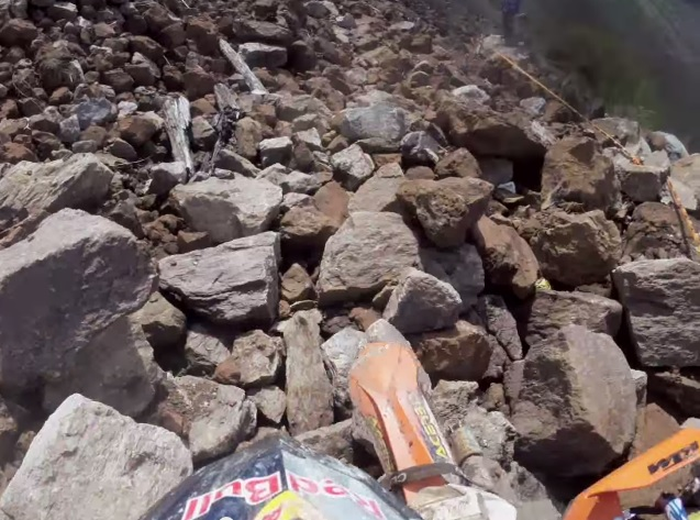 Johnny Walker gagne Red Bull Harescramble