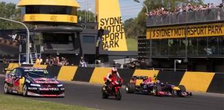 Moto VS F1 VS SuperCar