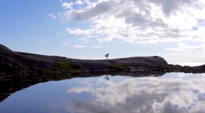 Danny Macaskill : the ridge