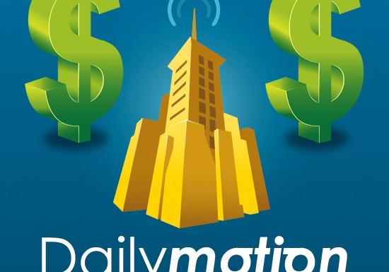 dailymotion droits d'auteur argent