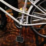 Pédale connectée connected cycle vieux vélo