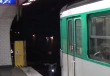 velib rails metro