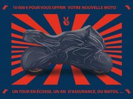 concours V motard