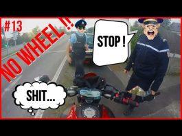 wheeling devant gendarme